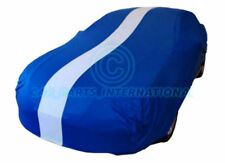 bleu intérieur Housse de voiture pour TVR 350 modèles