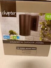 Chapter Cylindrical Outdoor Lantern
