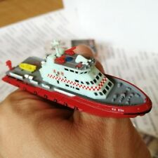 Die-cast model Hong Kong Fire Service Department Fireboat 1 Elite TINY 125 1:450