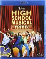 High School Musical Remix. Blu-Ray