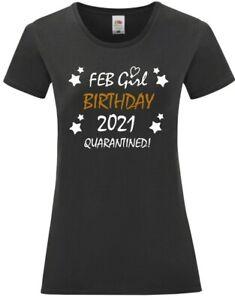 May Girl Birthday Tshirt Quarantine T-shirt present for Friends virus lockdown