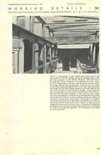 1935 Welded Bridge Building Centre, Grafton Galleries New Bond Street