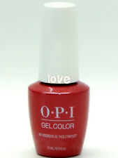 OPI GelColor New Gel Nail Polish GC T31- My Address is Hollywood