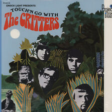 Critters - Touch'n Go With The Critters (Vinyl LP - 2011 - US - Reissue)