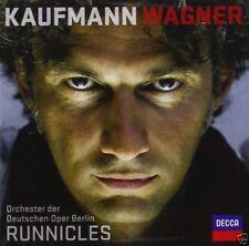 CD de musique classique en album opéra