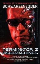 Terminator 3: Rise of the Machines, Hagberg, David, Good Book