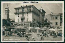Savona Alassio Hotel Lido Spiaggia Foto cartolina RT2768