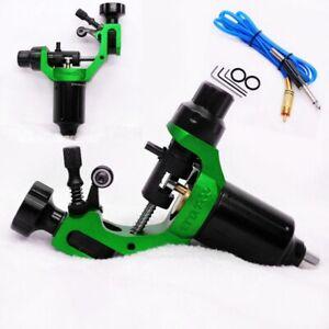 HummingBird Liner Shader Tattoo Rotary Swiss Motor Gun Machine Green Gen1