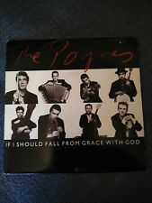 "The Pogues ‎– If I Should Fall From Grace With God White vinyl 7"" Single"