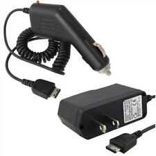 WALL & CAR CHARGER SET for BELL WIRELESS SAMSUNG GT-B3410 MODEL M300