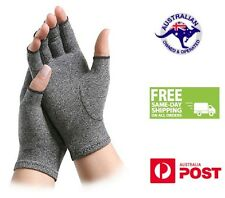 Arthritis Compression Gloves Hand Wrist Support Brace Joint Finger Pain Relief