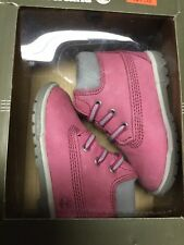 Timberland Baby Girl Boots Pink Size 3