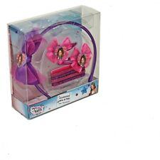 Haar Schmuk Set Disney Violetta 7 teilig Haarreif Spangen Haargummis