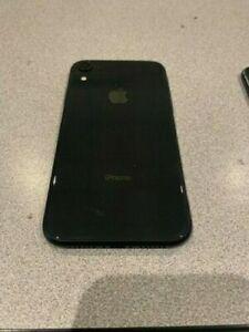 100% Original Apple iPhone XR Black Rear Glass OEM Factory Housing 100% Battery