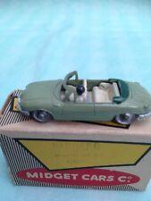 Vintage Midget Toys 14 Series Panhard Cabriolet 1.87 Scale Die Cast