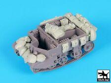 Black Dog 1/72 Bren Gun (Universal) Carrier Accessories WWII (IBG Models) T72112