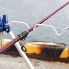 automatische Angelrute Halter verbesserte Doppelfeder verdickte Angelrute YGZY