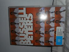 RUSSELL PETERS  TWO CONCERTS ONE TICKET DVD RARE