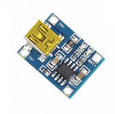 2Pcs Tp405 5V Mini Usb 1A Lithium Battery Charging Board Charger Module