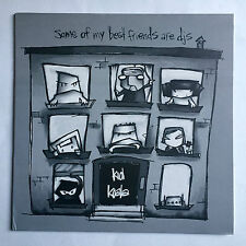 KID KOALA - SOME OF MY FRIENDS ARE DJS * VINYL LP * FREE P&P UK * INC COMIC BOOK