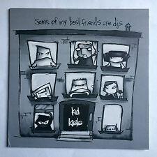 KID KOALA - SOME OF MY FRIENDS ARE DJS * VINYL LP * FREE P&P UK * INC COMIC BOOK