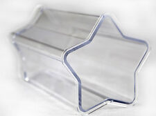 Rigid Transparent Candle Moulds - 3 to choose from - 45mm