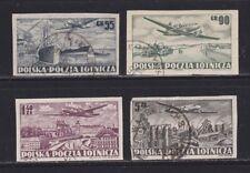Gestempelte Briefmarken aus Polen als Satz