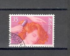 SVIZZERA CH 1294 - 1988 PARRUCCHIERI - MAZZETTA  DI 10 - VEDI FOTO