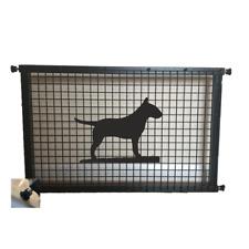 English Bull Terrier Dog Metal Puppy Guard