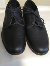 Timberland Black Pebble Leather Men's Anti Fatigue Casual Oxford Shoes Size 10