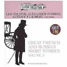 Great French and Russian Short Stories : Volume 2 by Alexander Pushkin,...