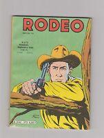 RODEO n°373 - Septembre 1982. Aventures de Tex. Etat neuf