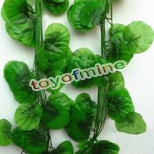 "Artificial Ivy Leaf Plants Vine Fake Foliage Flowers Home Decor 94.49"" USA"