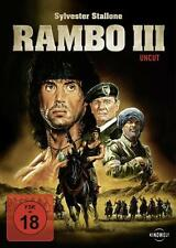 Rambo III - Uncut FSK 18 DVD NEU
