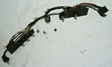 68 Chrysler Newport dash instrument lights wire harness idiot light hot cold oil