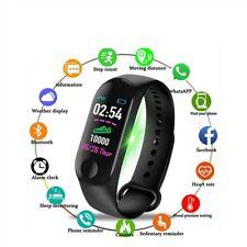 Montre bracelet Capteurs d'activité pour homme-femme Android-Ios