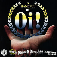 Various Artists : A Handful of Oi! CD (2016) ***NEW*** FREE Shipping, Save £s
