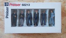Preiser 68213 Geschäftsleute 1:50 Figuren - Neu & OVP