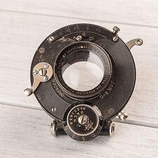Schneider & Kreuznach Radionar Anastigmat 13,5 cm f/6,3 with shutter 1930's