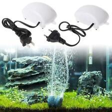 Aquarium Water Fish Tank Oxygen Air Pump Hydroponics Aerator Ultra Silent 2.5W