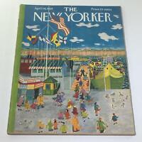 The New Yorker: April 18 1959 Full Magazine/Theme Cover Ilonka Karasz