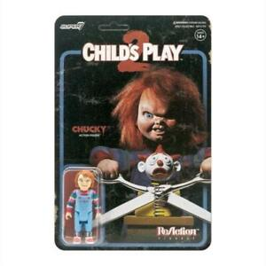 Childs Play - Evil Chucky 3.75 inch Super7 ReAction Figure