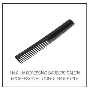 Professional Unisex Hair Comb For Hairdressing Barbers Salon