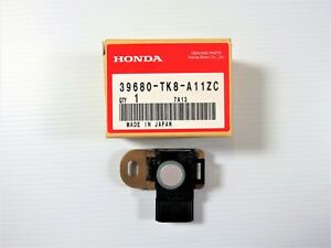 Genuine OEM Honda 39680-TK8-A11ZC Parking Aid Distance Sensor Backup Reverse