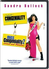 Sealed! Miss Congeniality / Miss Congeniality 2: Armed and Fabulous (Dvd, 2005)