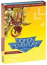 New: DIGIMON ADVENTURE TRI. - Confession [Blu-ray+DVD]