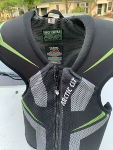 Tekvest Freestyle Vest (Black Grey Green) 2xl Artic Cat