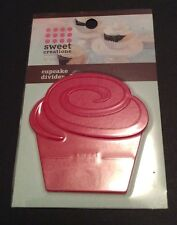 Sweet Creations Cupcake Divider Create 2 Different Flavors In One Great Cupcake