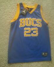 Laney Bucs #23 Jordan Youth Size Medium Basketball Jersey