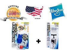 Hasbro Beyblade Burst Zeutron Z2 Starter Pack Zillion Zeus D20/TS09 + Launcher